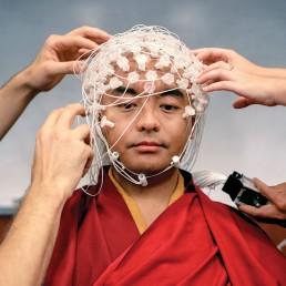 Estudio actividad cerebral meditación